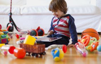 Детские игрушки напрокат в Краснодаре