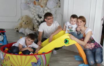 Библиотека игрушек – наша история