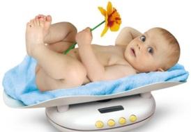 Как правильно использовать весы для новорожденных