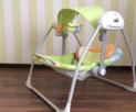 Ортопедические особенности электрокачелей для новорожденных