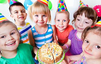 Можно ли взять в прокат игрушки для детского праздника?