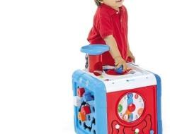 Многофункциональная игрушка Imaginarium «Большой куб»