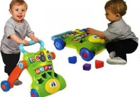 Ходунки — игрушка Гуляй и Играй Keenway
