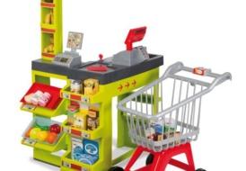 Интерактивный Супермаркет Smoby