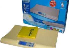 Детские электронные весы Maman SBBC212