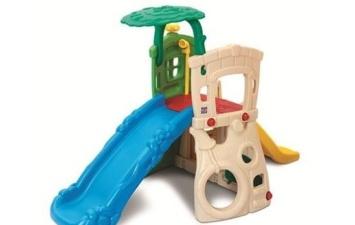 Детский игровой комплекс с горкой Grow'n up