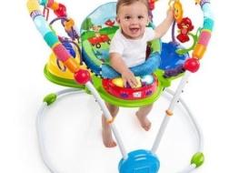 Игровой развивающий центр «Baby einstein jumper»