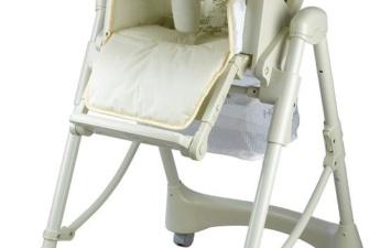 стульчик для кормления Happy Baby Kevin аренда в краснодаре