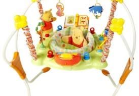 Прыгунки музыкальные «Disney»