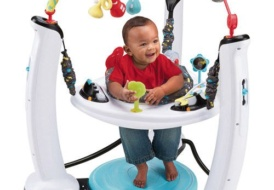 Игровой центр Evenflo ExerSaucer «Jump&Learn»