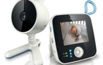 Видеоняня Philips Avent SCD 610