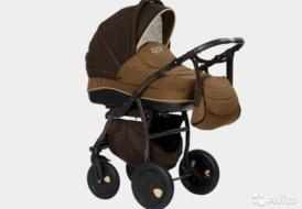Детская коляска Tutis Zippy (Люлька)