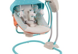 Кресло-качели Happy Baby «Relaxer»