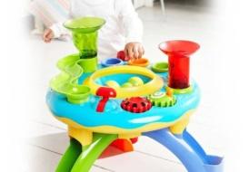 Игровой музыкальный центр-столик ELC