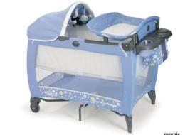 Детская кровать-манеж Graco «Contour Electra DeLuxe