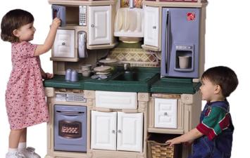 Детская игровая кухня Step2  «Мечта»
