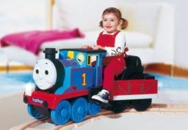 Поезд с электроприводом Thomas & Friends