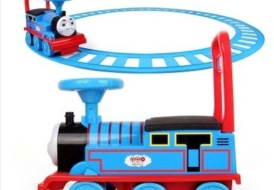 Поезд «ТОМАС»№ 1 — электромобиль на аккумуляторе