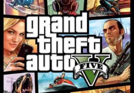 Игра ГТА 5 для Игровой приставкиа Sony PlayStation 3