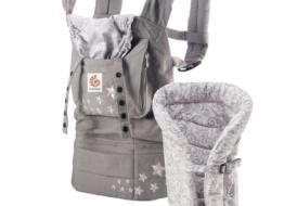 Эрго-рюкзак Ergo Baby Carrier со вставкой для новорожденных