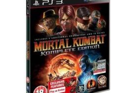 Mortal Kombat для игровой приставки Sony PlayStation 3