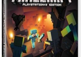 Игра Minecraft  для игровой приставки Sony PlayStation 3
