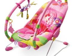 Шезлонг-качалка Tiny Love «Крошка принцесса»