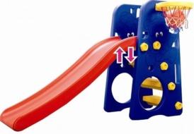 Горка детская Мишка (Edu-Play)