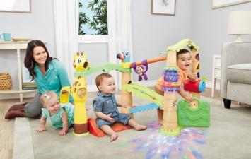Активный развивающий центр Little Tikes «Домик забавных животных»