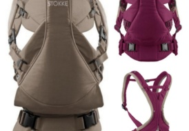 Эрго рюкзак Stokke MyCarrier Front and Back