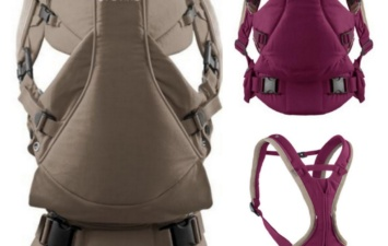 Эргорюкзак STOKKE the 3 in 1 baby carrier.