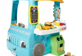 Автобус Fisher Price «Food Truck»