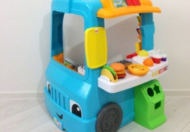 Автобус Fisher Price «Food Truck»