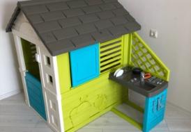 Игровой домик с кухней Smoby