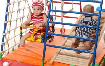 Детские спортивно-развивающие уголки