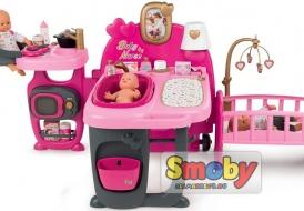 Набор по уходу за куклой Baby Nurse Smoby